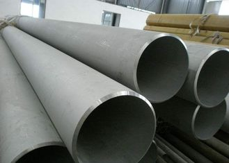 Seamless Stainless Steel Round Pipe ASTM A312 TP347H For High Temperature Service